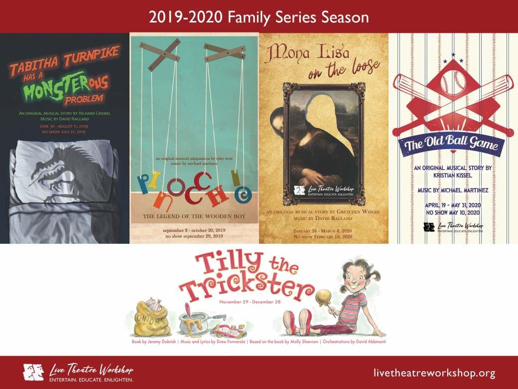 2019-20 FAMILY SERIES Season