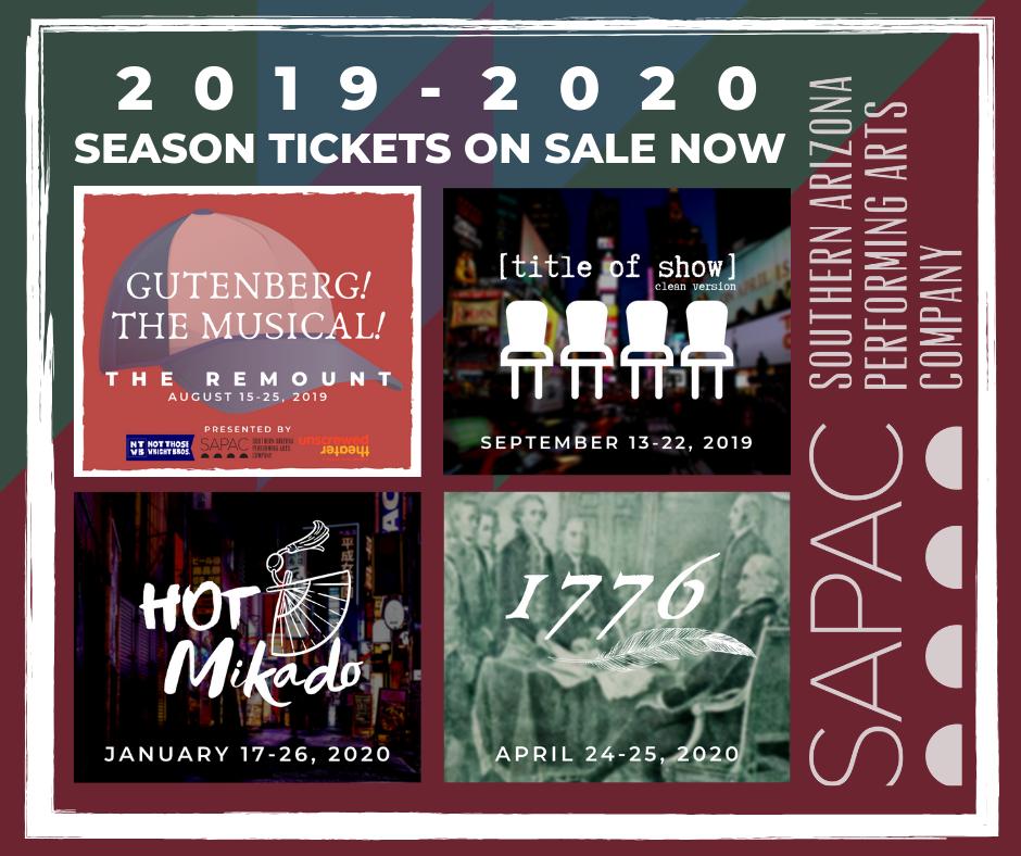 SAPAC 2019-2020 Season