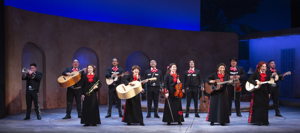 The 2018-2019 season production of American Mariachi. Photo by Tim Fuller, courtesy of Arizona Theatre Company.